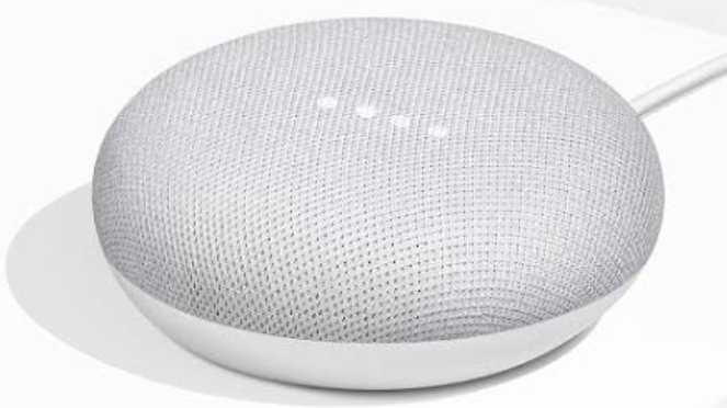 Datenschutzpanne mit Google Home Mini: Einschaltknopf wird deaktiviert