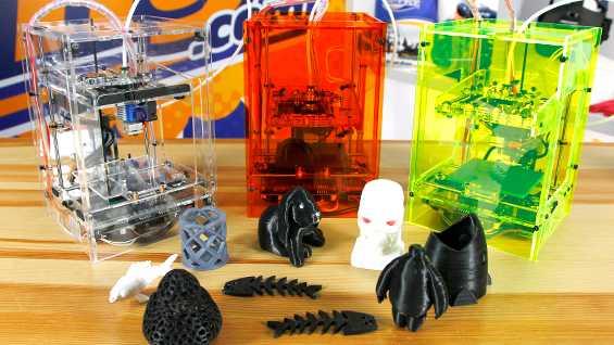 TinyBoy: Mini-3D-Drucker für 163 Euro bei HobbyKing