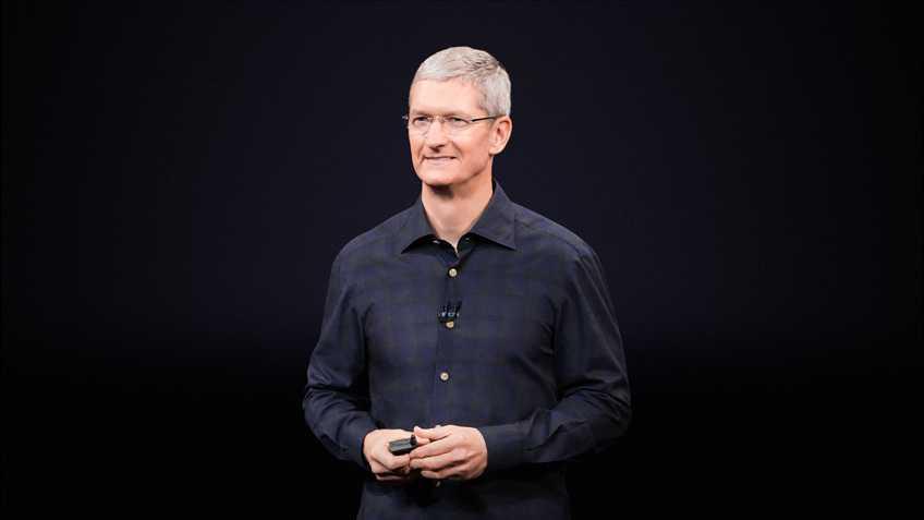 Gerichtliche Anordnung zum iPhone-Entsperren: Apple-Chef Tim Cook widersetzt sich