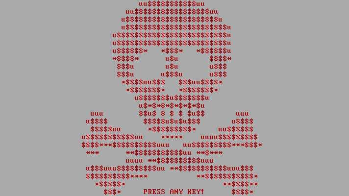 Erpressungs-Trojaner Petya riegelt den gesamten Rechner ab