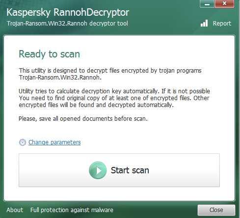 Damit das kostenlose Tool RannohDecryptor so viele Dateien wie möglich entschlüsselt, müssen Opfer das Werkzug mit einer unverschlüsselten Version einer betroffenen Datei füttern.