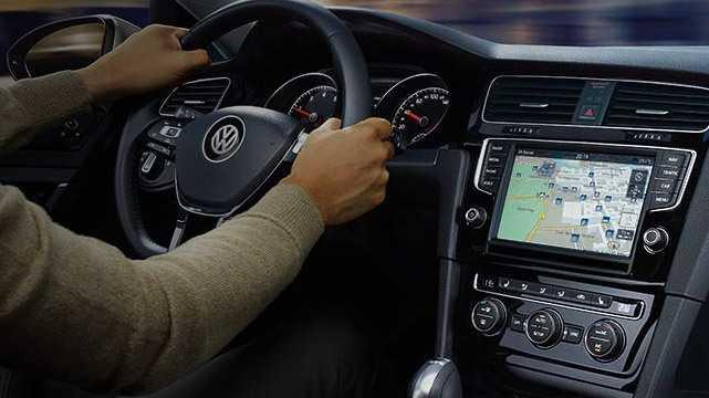 VW Cockpit