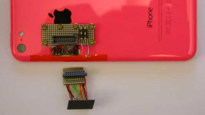 Forscher demonstriert Angriff auf iPhone-Sperre