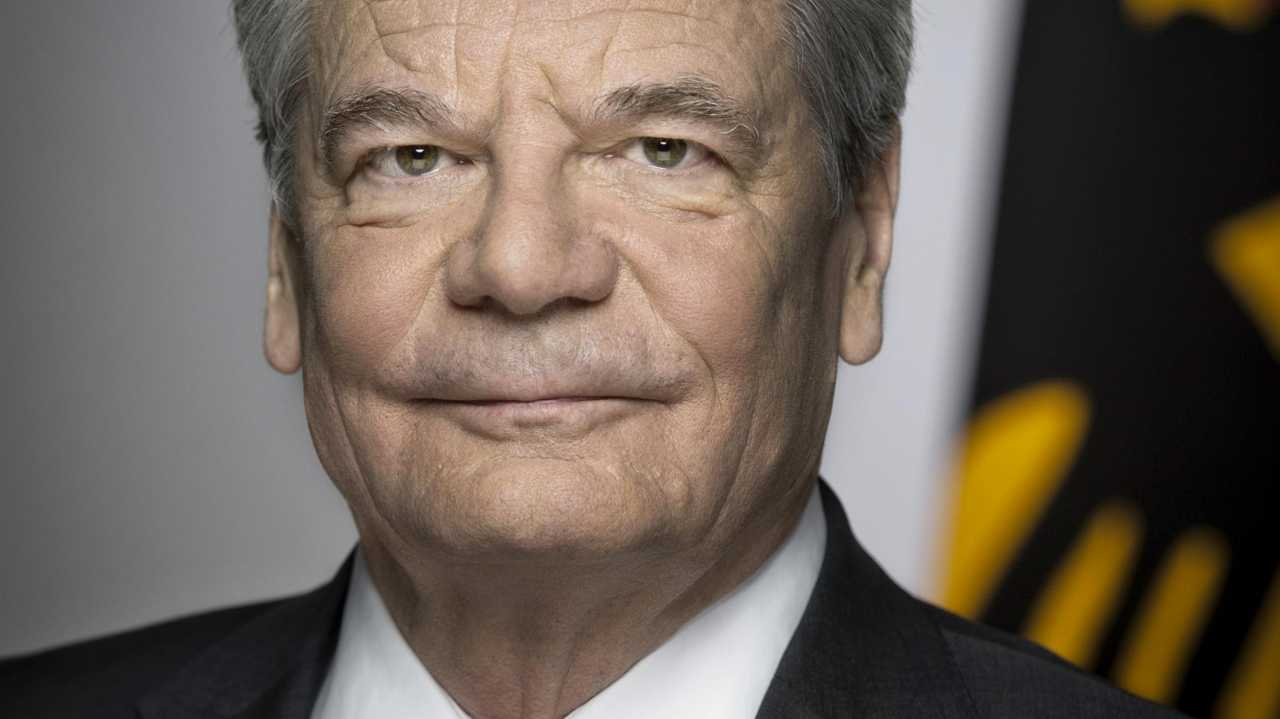 Gauck würdigt Fotografie als eigene Kunstform