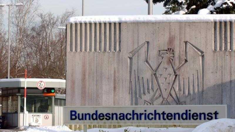 BND in Pullach