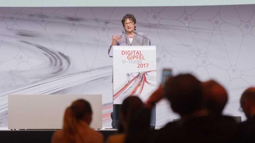 Digitalgipfel will Vernetzung von Patientendaten vorantreiben