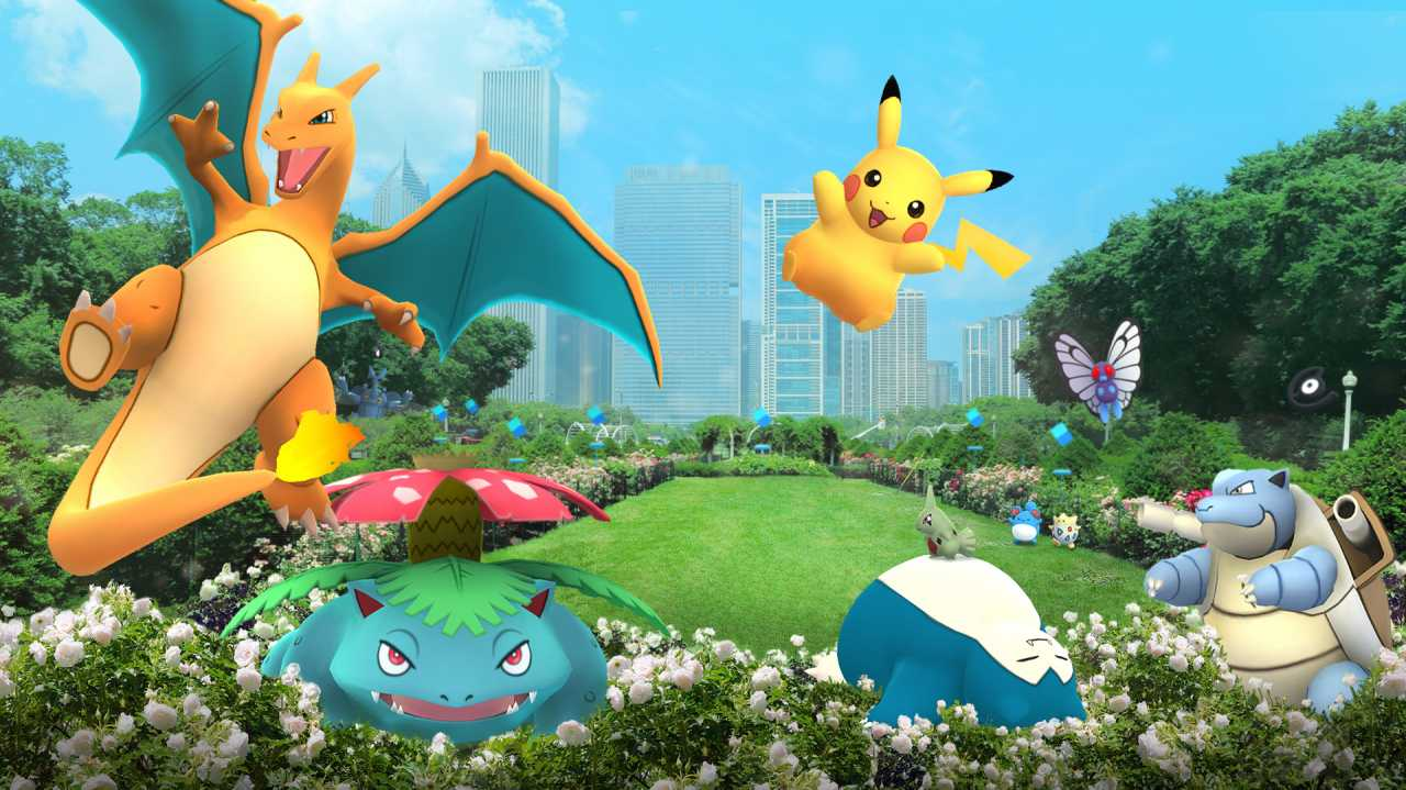 Pokémon Go: Arena-Update rückt näher