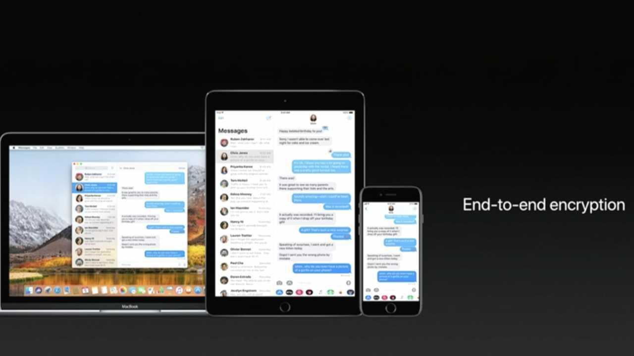 iMessag in iCloud