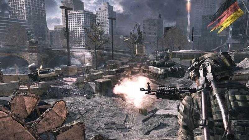 Screenshot Call of Duty