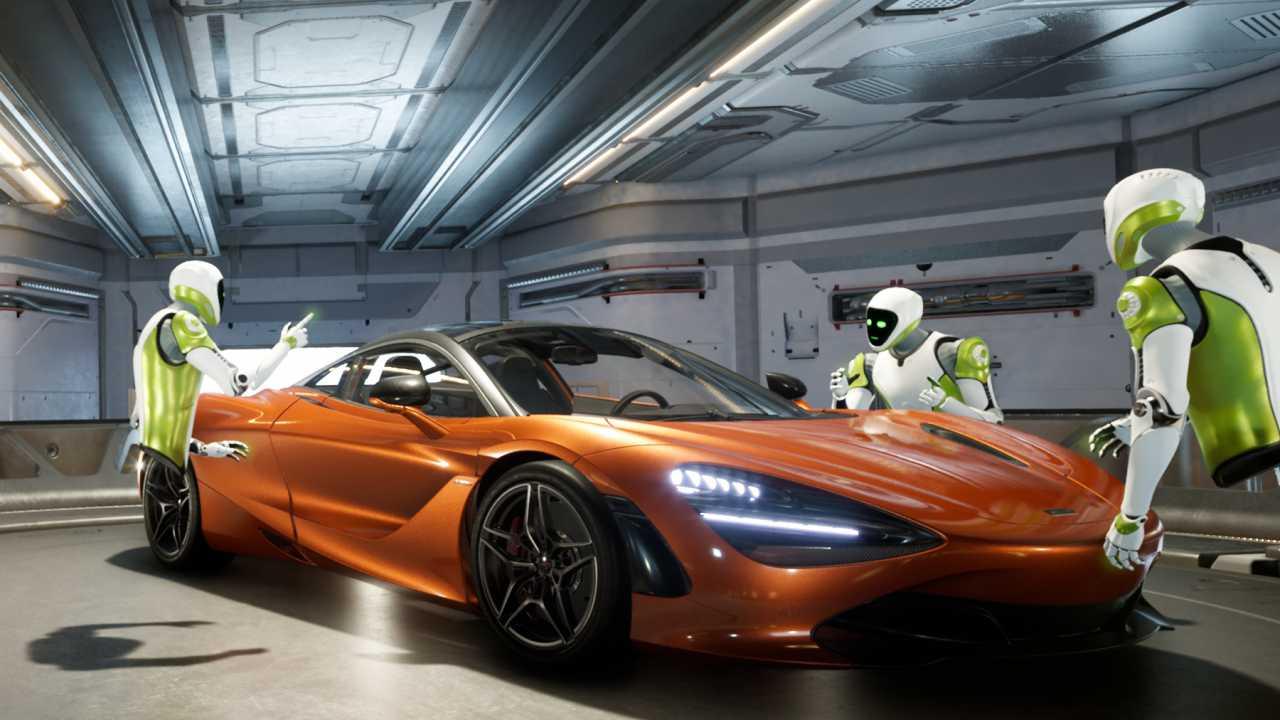 Nvidia will Holodeck öffnen: VR-Plattform für Designer