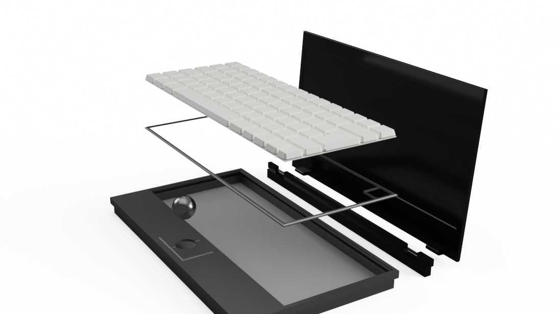 MNT Reform: DIY-Laptop aus Berlin