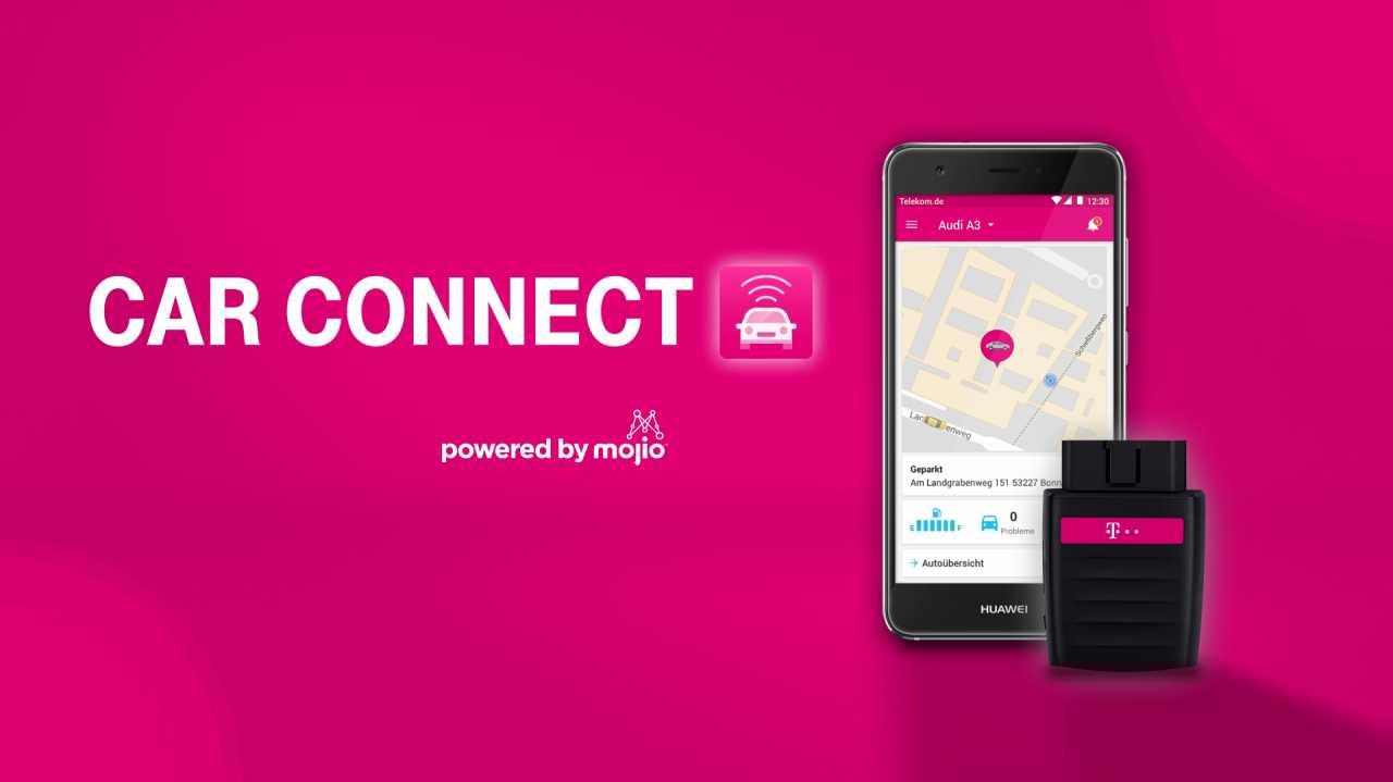 Telekom CarConnect: Smarter Adapter und WLAN-Hotspot fürs Auto