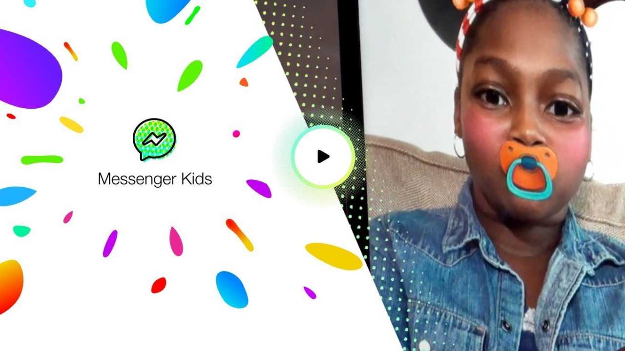 Facebook startet Messenger für Kinder