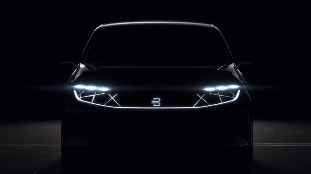 CES: Byton stellt autonomen Elektro-SUV vor.