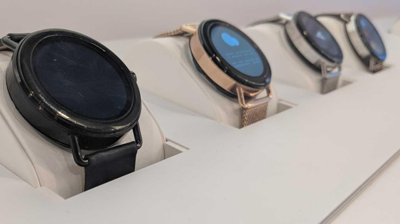 Smartwatches von Skagen und Kate Spade