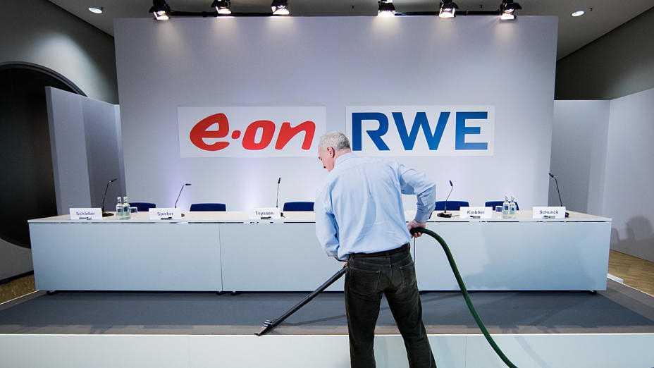Eon und RWE teilen Geschäfte auf – 5000 Stellen sollen abgebaut werden