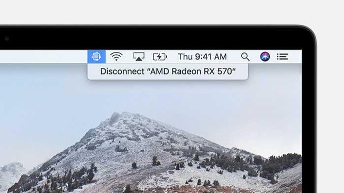 macOS 10.13.4: Welche eGPU-Setups funktionieren (sollen)