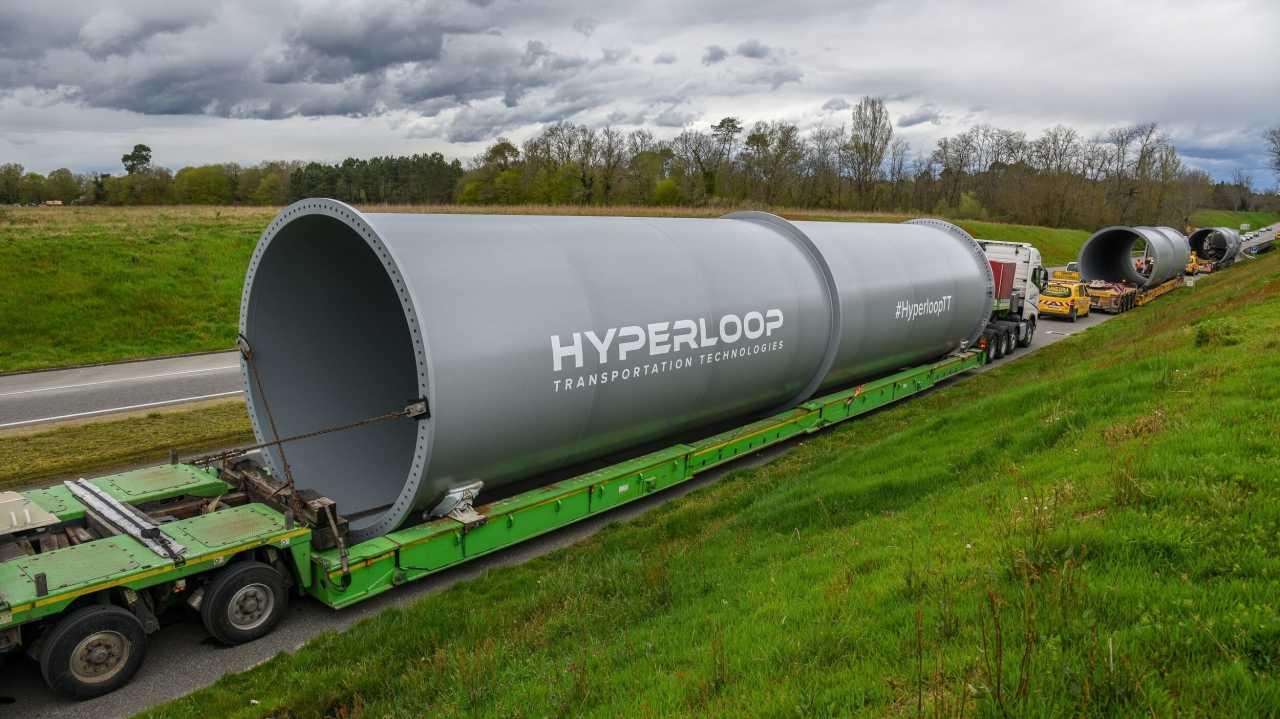 HyperloopTT: Erste Hyperloop-Teststrecke in Europa im Bau