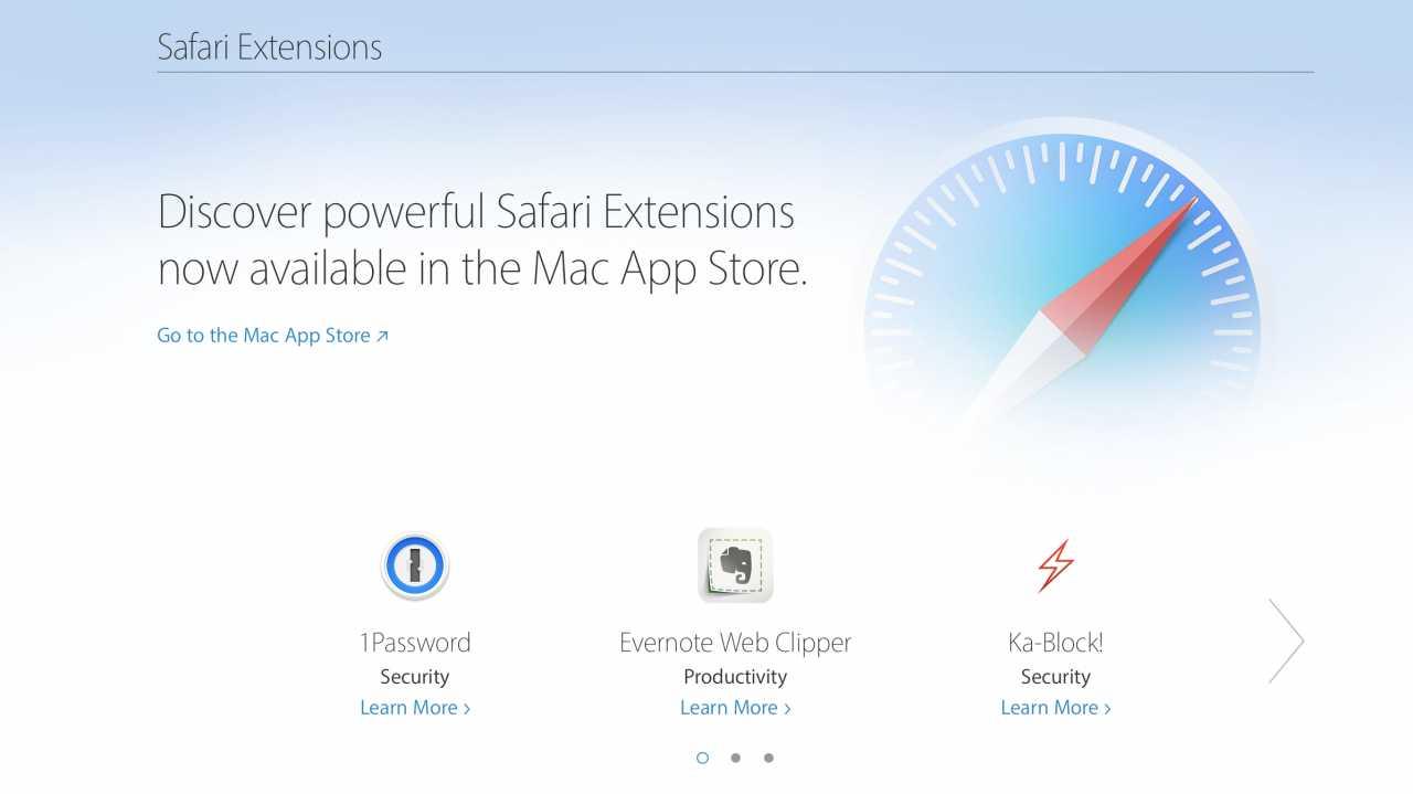 Safari: Browser-Erweiterungen müssen künftig durch Apple-Prüfung
