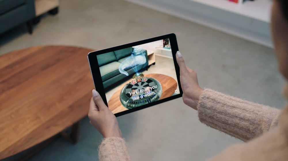 Augmented Reality soll für Apple zum MIlliardengeschäft werden