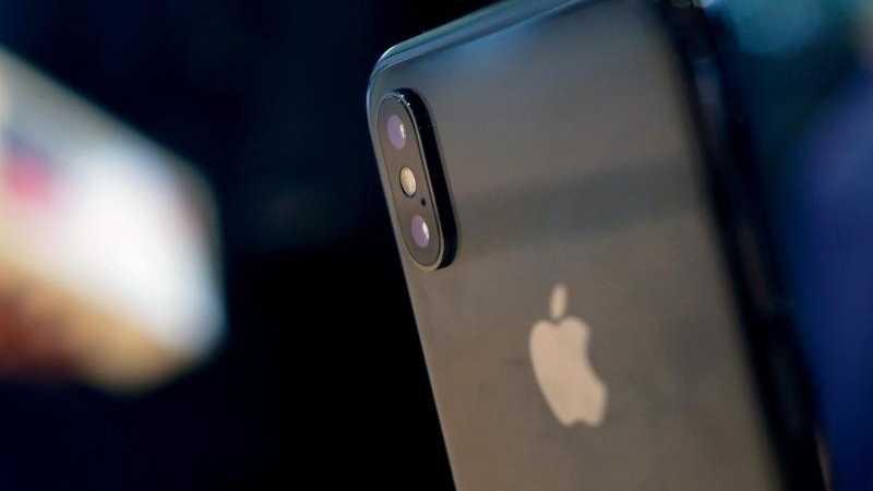 iPhone Dualkamera