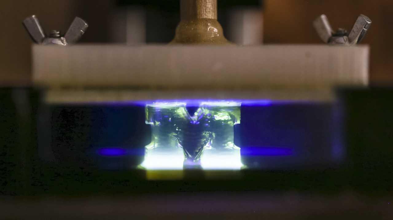 3D-Druck: Stereolithographie soll bis zu 100x schneller funktionieren