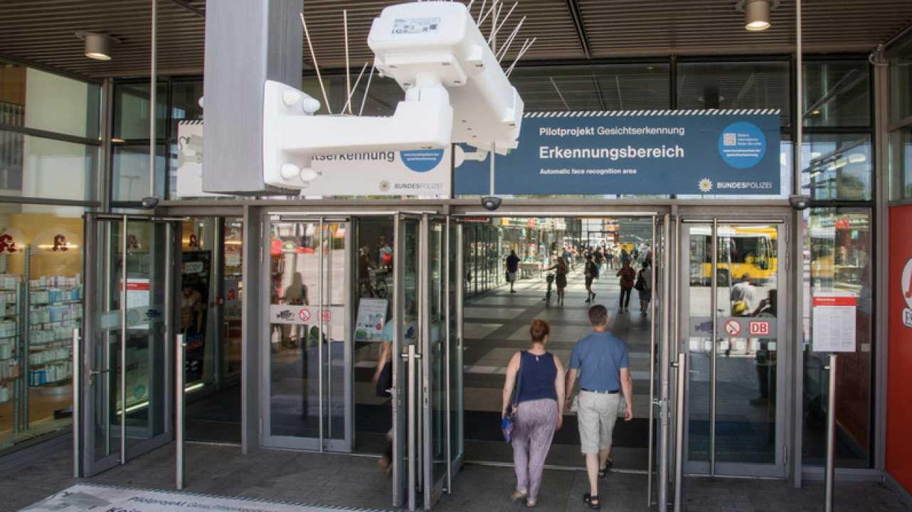 Automatische Gesichtserkennung am Berliner Südkreuz: Erste Ergebnisse vorgestellt