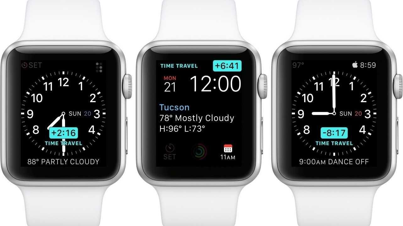 """Apple Watch: Nach Glances fällt auch """"Zeitreise""""-Funktion weg"""