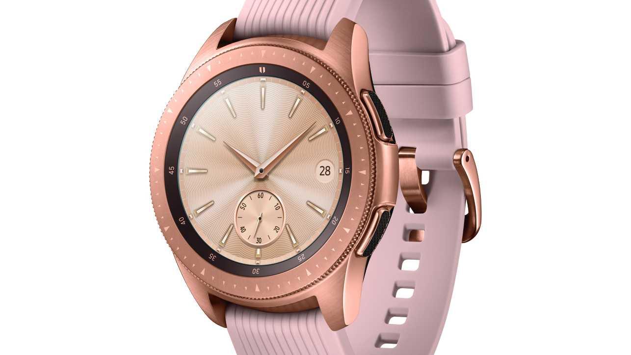 Samsung Galaxy Watch: Zwei neue Uhren kommen im September