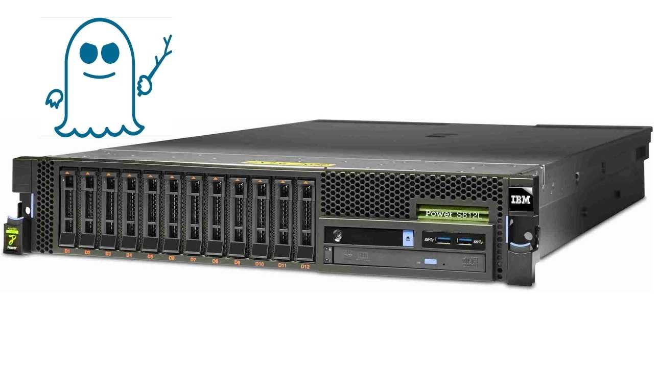 IBM Power System S812L mit POWER8