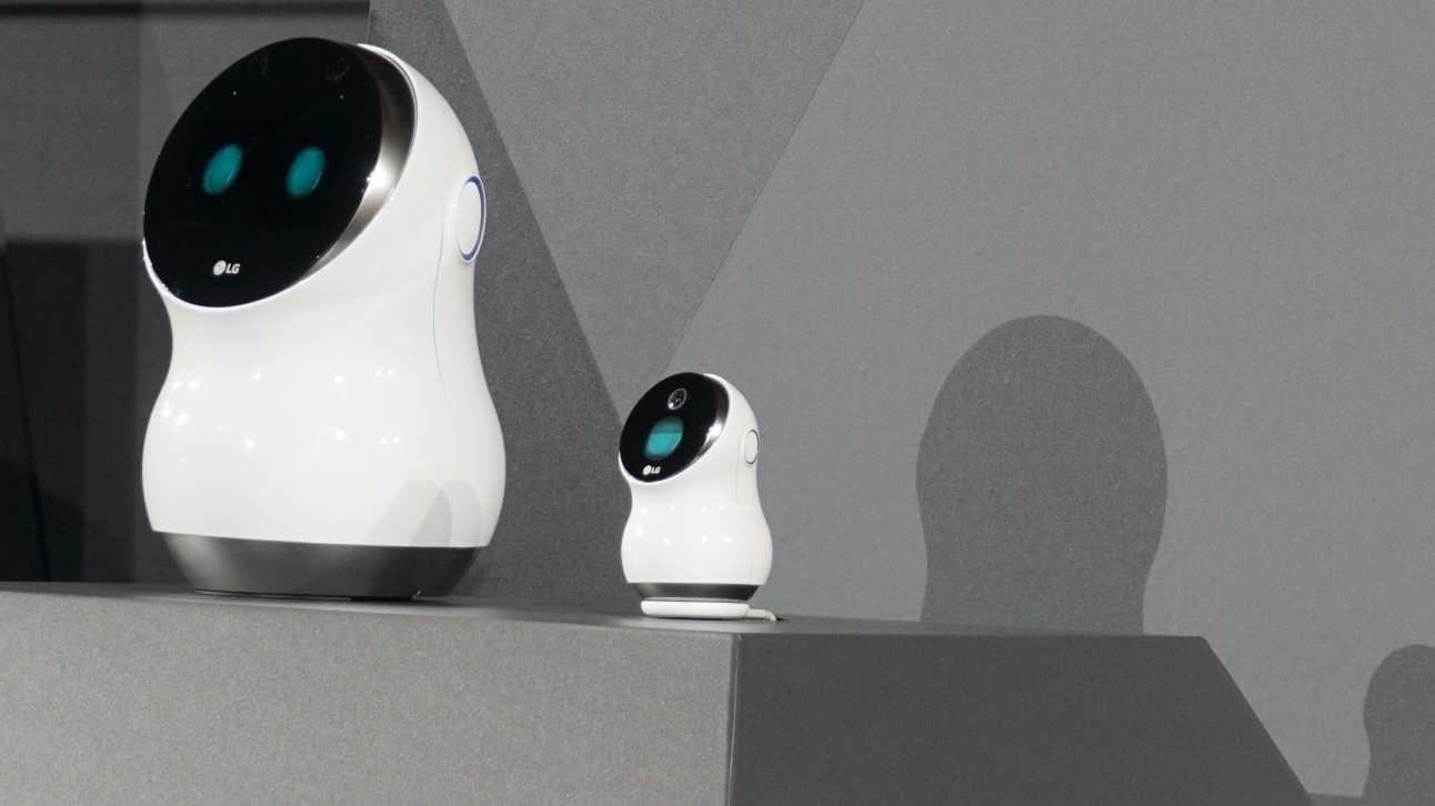 Sprechende Roboter für Haushalt und Flughafen