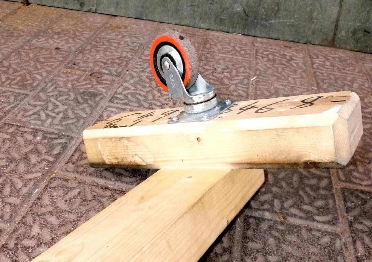 Rad des Hoverboard-Aufsatzes