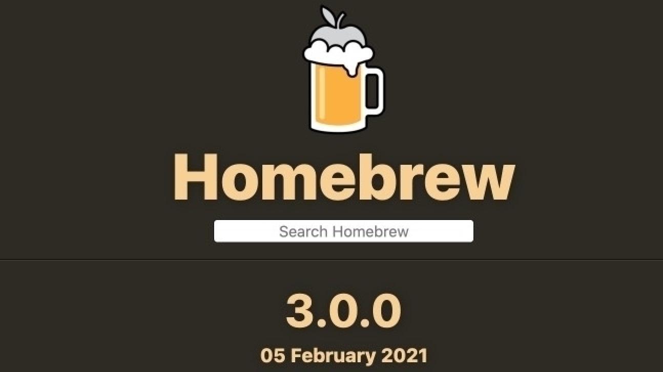 Homebrew nun auch für M20 Macs   heise online