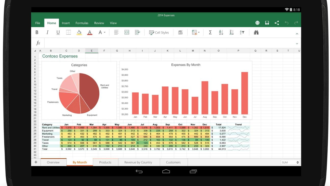 Microsoft veröffentlicht Office für Android und Outlook für iOS