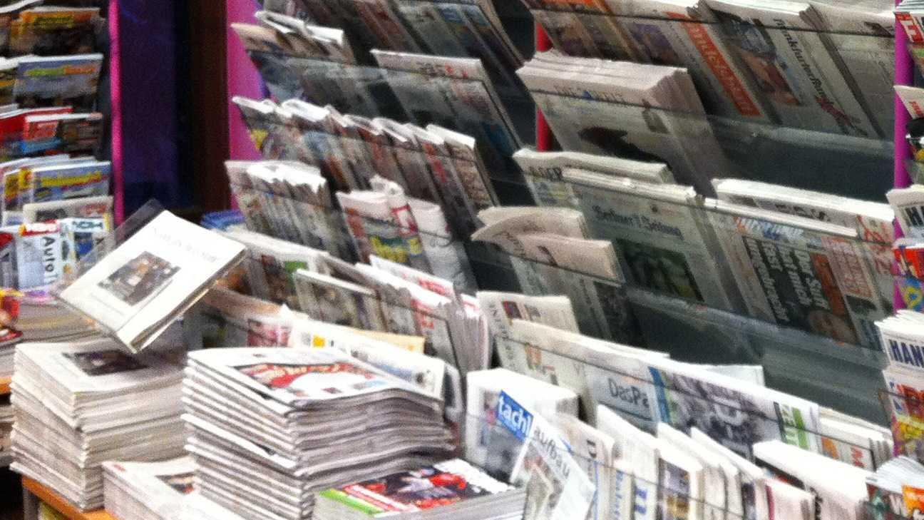 Verleger bauen Digitalgeschäft aus – Aber auch viele neue Print-Titel