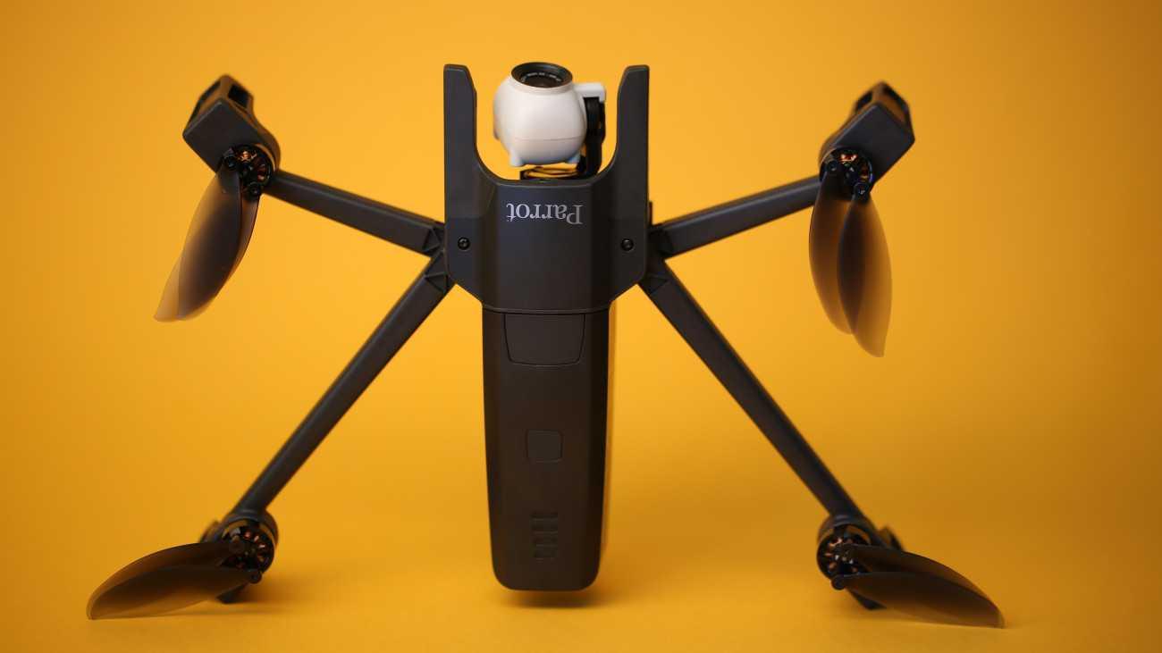 Parrot Anafi im Test: coole 4K-Drohne, aber zu teuer