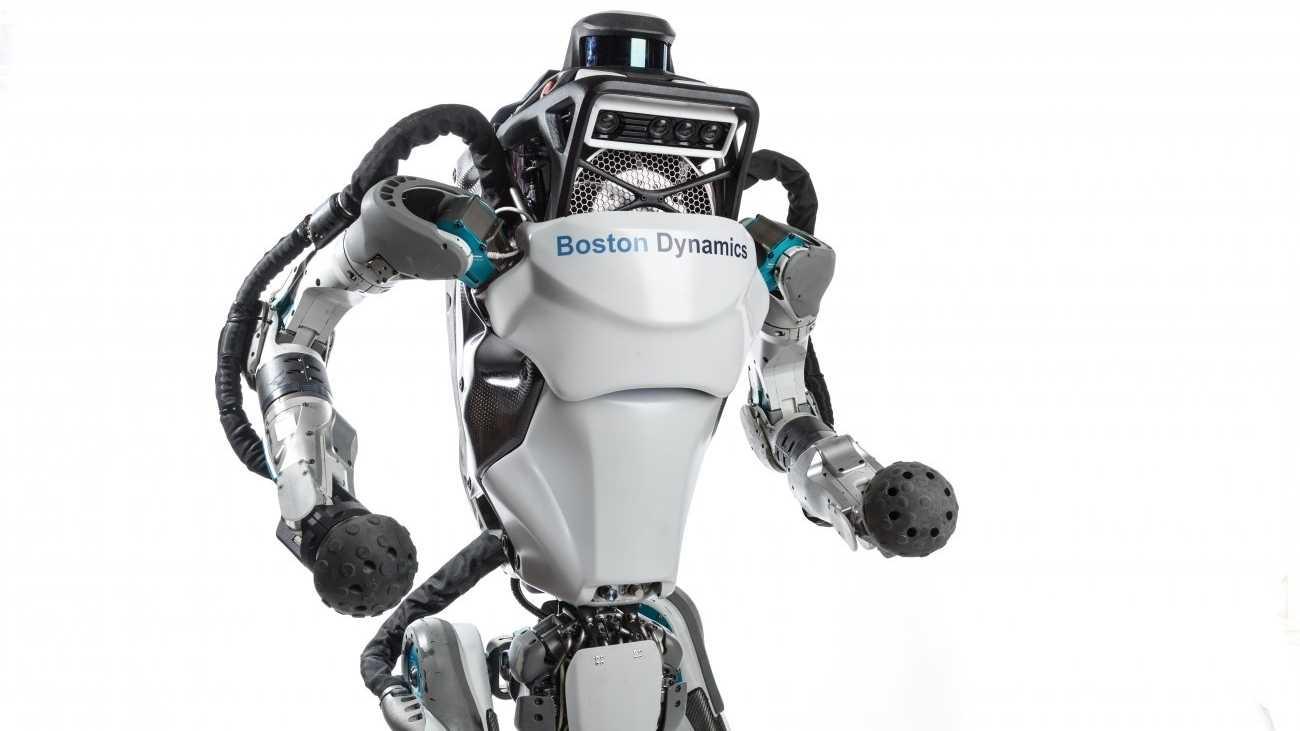 Boston Dynamics: Roboter Atlas beherrscht Parkour