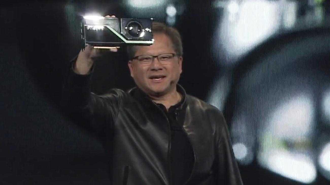 GeForce RTX 2080 Ti: Neue Nvidia-Grafikkarten mit bis zu 4352 CUDA-Cores