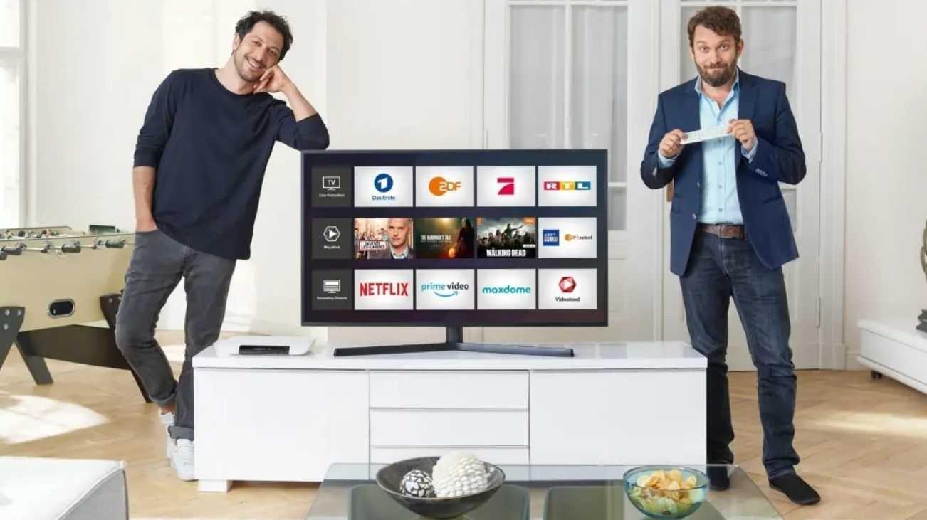 MegantaTV läuft jetzt auf Fire TVs