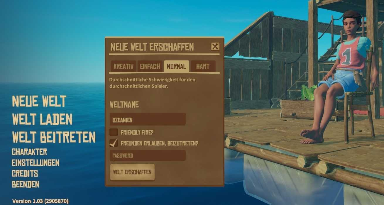 Multiplayer in Raft