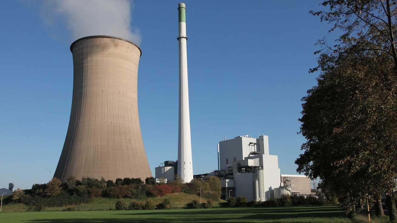 Eon-Steinkohlekraftwerk Knepper in Dortmund
