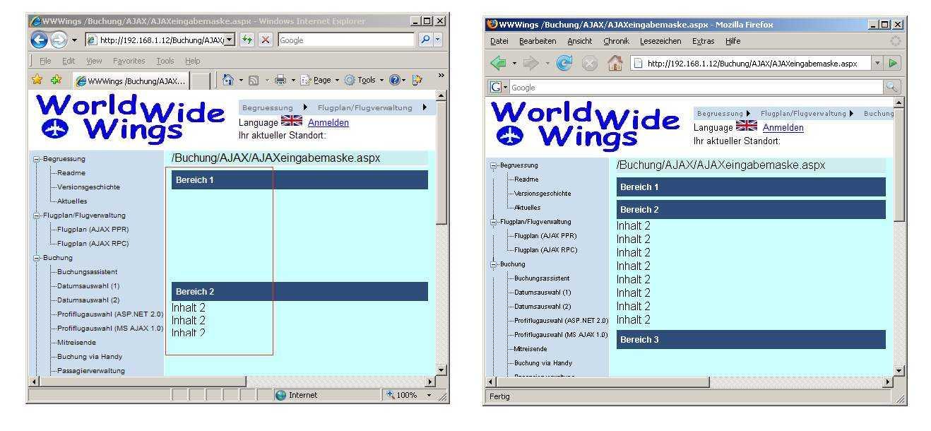 Darstellungsfehler beim AJAX Control Toolkit (2)