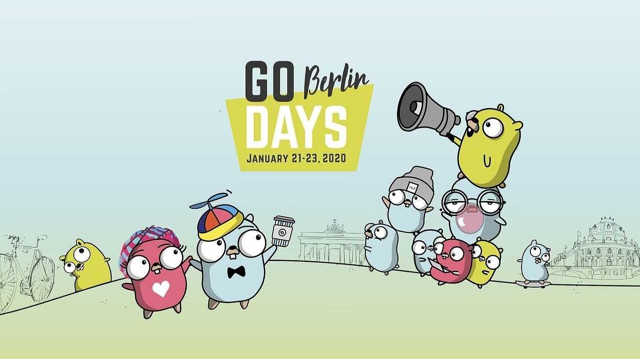 GoDays 2020 von 21. bis 23. Januar in Berlin