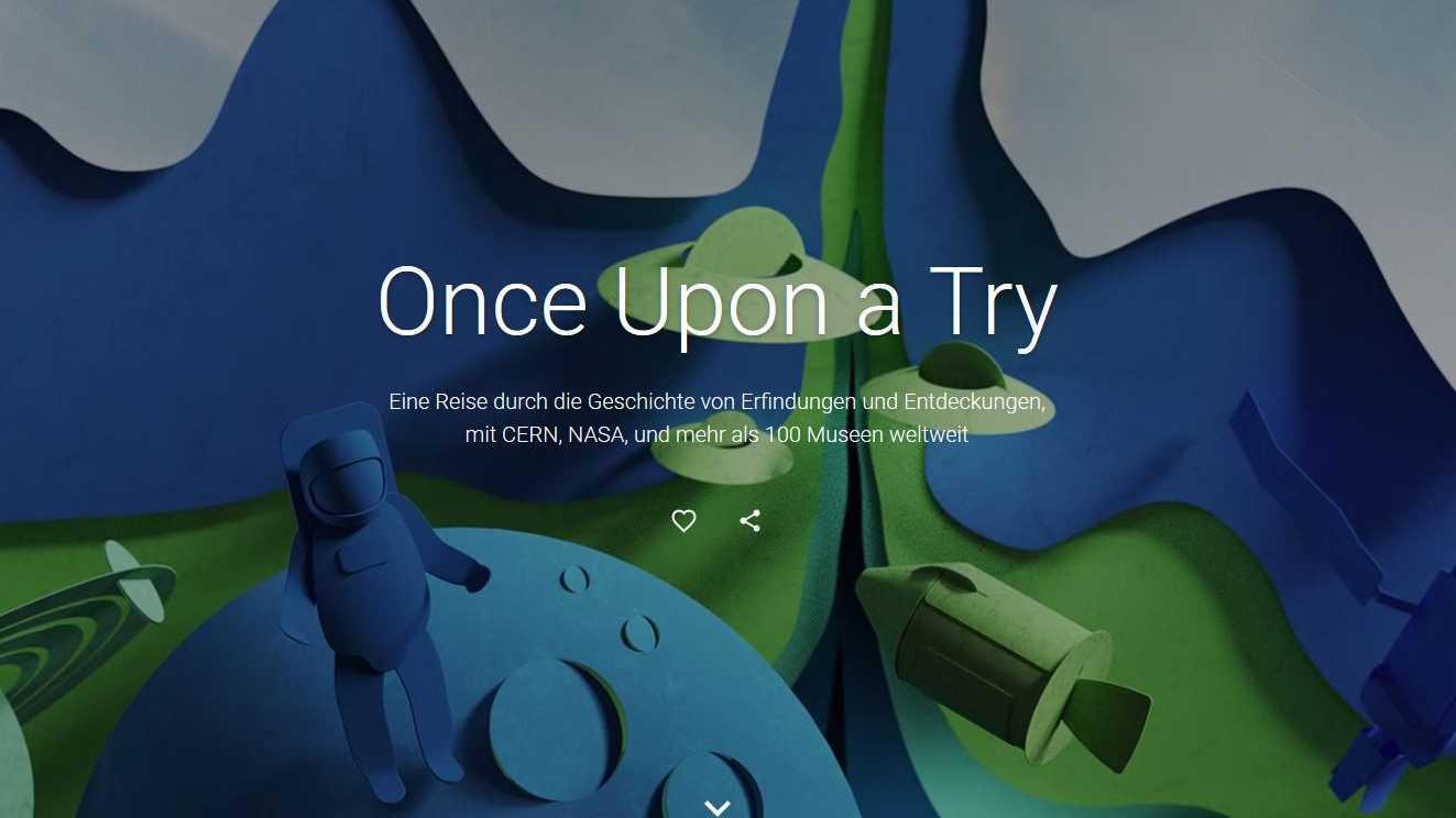 Forschung und Technologie: Google und Museen kooperieren bei weltweiter Online-Ausstellung