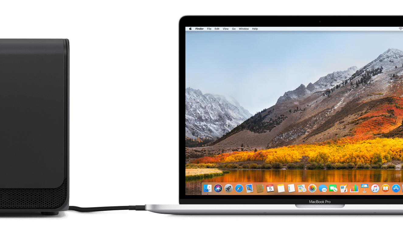 eGPU-Kit bei Apple ausverkauft