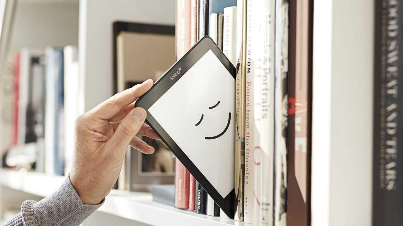 Tolino Select: Eingeschränktes E-Book-Abo vorgestellt