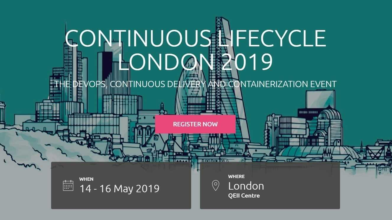 Continuous Lifecycle London: Vortragsideen gesucht