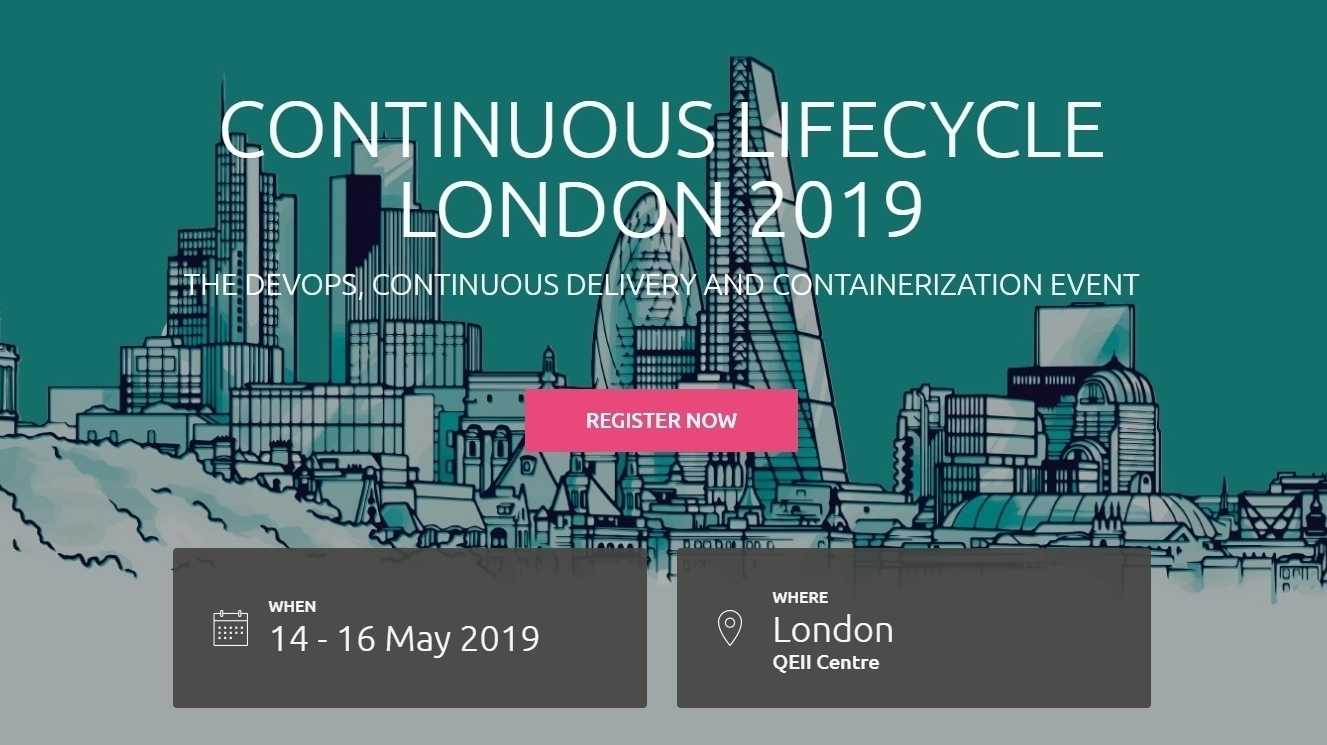 Continuous Lifecycle London: Call for Proposals verlängert