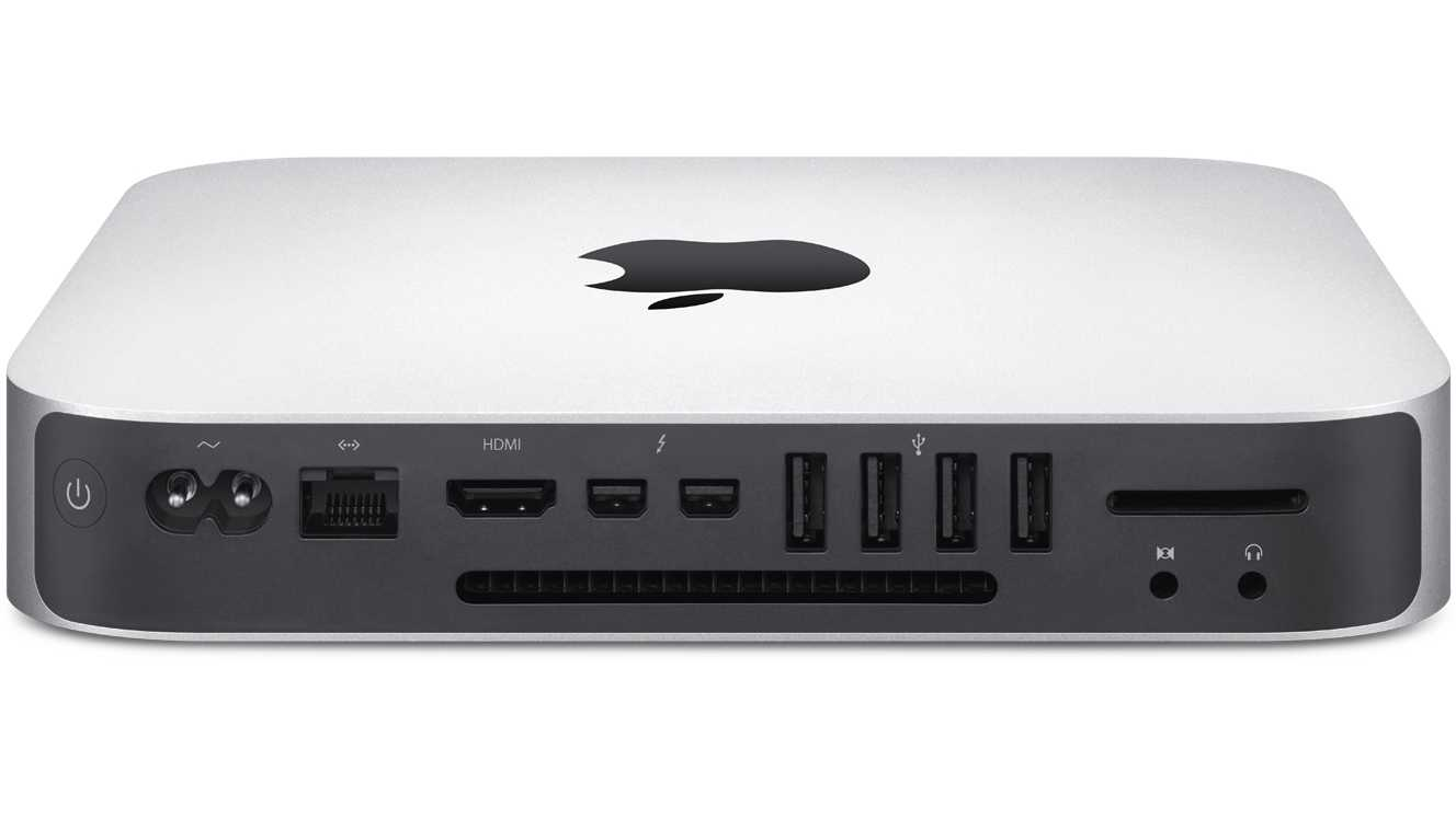 Mac mini wieder mit 2 TByte konfigurierbar