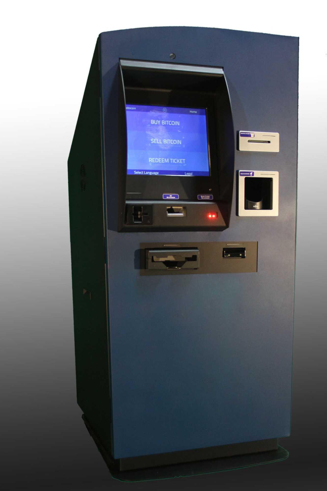 Die kommerzielle Variante: 20.000 US-Dollar kostet der Automat von Robocoin, der in Bitcoins und wieder zurück tauscht.